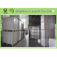 China Printable C1S Folding Box Board Ivory Cardboard 230gsm ~ 400gsm Even Thickness wholesale