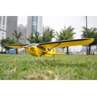 China 2.4Ghz Mini Piper J3 Cub Radio Controlled Toy 4ch RC Airplanes with High - Wing Trainer wholesale