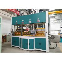 Buy cheap Virgin Paper Molded Pulp Machine Thermoforming Machine for Fine Electronic Packages from wholesalers