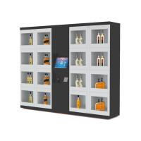 "Fully Automatic Industrial Locker Vending Machines with 15"" LCD Touch Screen"