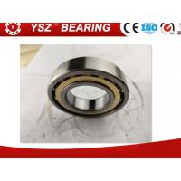China Brass Cage 7209 48*85*19mm Contact Ball Bearing wholesale