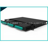 China Пре- панель 12 кс 6 держателя шкафа 4РУ приложения волокна Термянтед переносит кабель МПО 3.0мм wholesale
