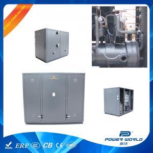 China Селитебная эффективность теплового насоса источника воды/земли для топления космоса и горячей воды wholesale