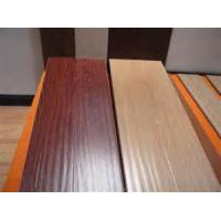 China Super real wood painted wooden laminate flooring on sale