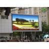 China Painéis exteriores do sinal dos quadros de avisos da exibição de vídeo do diodo emissor de luz cor horizontal do ângulo de visão 120° da tri/diodo emissor de luz wholesale