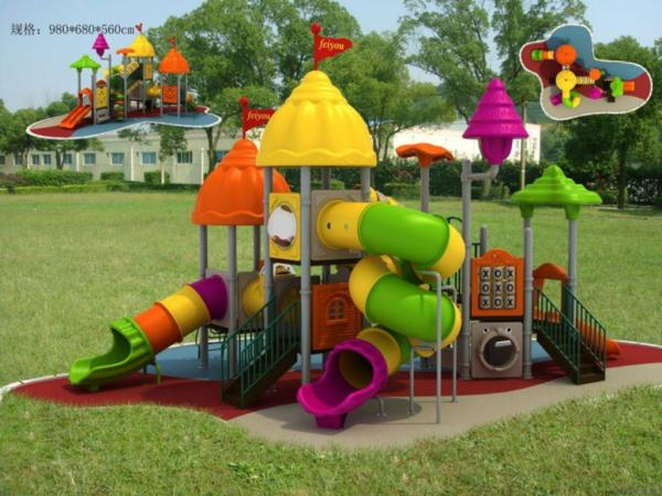 Quality Safety Interesting Kids Playground Outdoor for sale