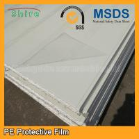 China Sandwich Roof Panel Surface Protection Film Curved Sandwich Panel Surface Protection Film wholesale
