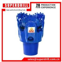 China rock tricone bit carbide drill bit for water well drilling on sale