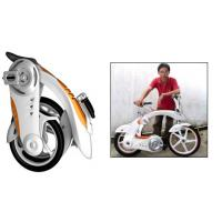 Buy cheap Convinent Magnesium Alloy Intelligent Folding Electric Pocket Bike For Sale, from wholesalers