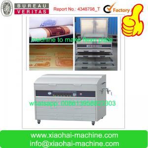 RZ Máquina formadora de placa flexo