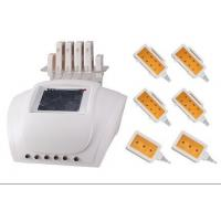 China Aesthetic / Cosmetic Lipo Cold Laser Hair Removal / Fat Reduction Equipment wholesale