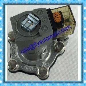 """China Aluminium SS 3/4 """" AC230V Right Angle Pulse Jet Valve CA20T 010-300 wholesale"""