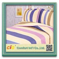 China Soft Fashion Cotton Printing Fabric Home Textile Products Bedsheet wholesale