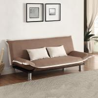 China 2 Pillow Modern Home Sofa Bed Pull Out For Added Versatility L195*W102 / 123*H90 / 32CM wholesale