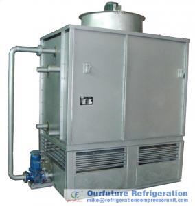 China Induced Draft Type Evaporative Cooled Condenser Evaporative Condenser Cooling Tower on sale