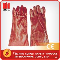SLG-GSP003 PVC coat working gloves