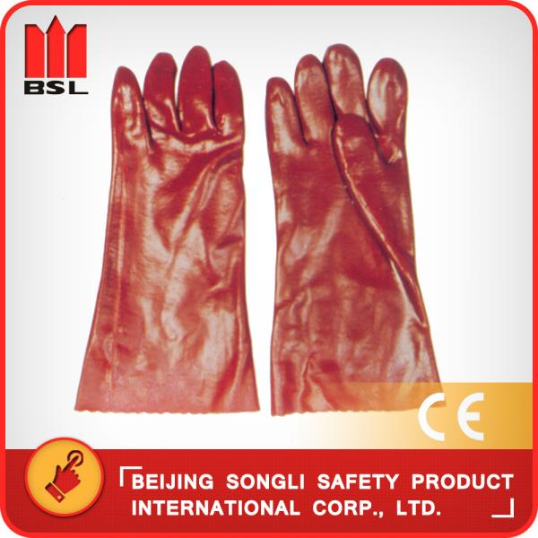 Quality SLG-GSP003 PVC coat working gloves for sale