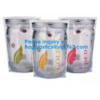 China Jar Shaped Pouches, Round Bottom Plastic Bag/Stand Up Pouch Bag For Meat,Pork,Beef,Sea Food, Bagease, Bagplastics wholesale
