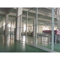 China Metal barrier / protective wave welded wire mesh netting fence for district and airport wholesale