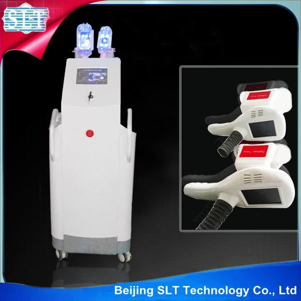 Quality Vacuum PDT Cryolipolysis Fat Freezing Equipment For Cellulite Reduction / Thigh Fat Loss for sale