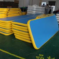 China Completely Silent Inflatable Yoga Mateasy Maintenance For Amusement Park wholesale
