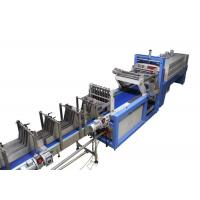 Buy cheap Printed Film Shrink Wrap Equipment 7940 * 1650 * 2600mm For Bottles Cans from wholesalers