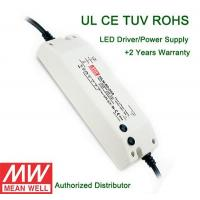 China LED Power Supply Meanwell UL CE Dimmable LED Driver Constant Current 350mA Waterproof wholesale
