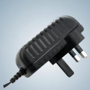 China переходника EN60950/EN60065 мощьности импульса Маунта стены 24W всеобщий для серий KTEC электроники KSAS024 wholesale