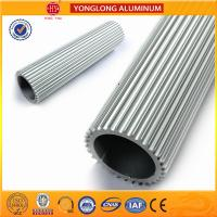 China Rectangle Aluminum Window Profiles Sound Insulation High Structural Stability wholesale