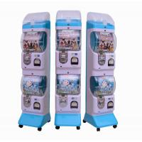 Bouncy Ball Capsule Vending Machine 1-2 Players Beautiful Design Easy To Operate