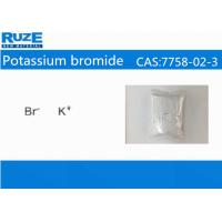 China Bromine Chemical 99.5% Assay Potassium bromideCAS: 7758-02-3 wholesale