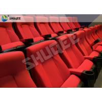 China Sound Vibration Cinema Is An Unique Immersion Experience For People Enjoy Moive Life wholesale