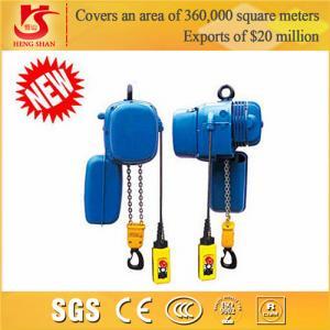 China High Quality Block Manual Chain hoist electric chain hoist and chain block hoist wholesale
