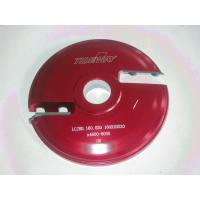 China Red round aluminum body Panel paising shaper cutter head wholesale
