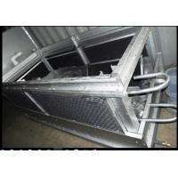 China Energy Saving Evapco Fluid Cooler , Industrial Cooling Equipment 24 Month Warranty wholesale
