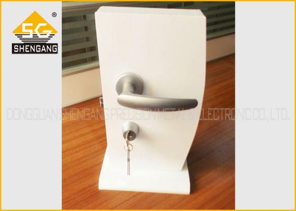 Quality Type japonais intérieur d'Adjsutable/serrure silencieuse de poignée de porte porte de placard d'aluminium for sale