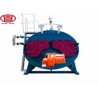 China WNS Series Horizontal LPG natural Gas fired Steam Boiler Price for food & beverage industry wholesale