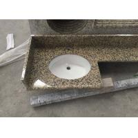 China Stone granite Golden Leaf countertops kitchen top vanity table top wholesale