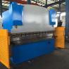 China 63 Ton Full Automatic CNC Hydraulic Sheet Metal Press Brake Machine wholesale