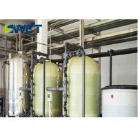 3000-5000L/H Automatic Water Treatment Softener Equipment for Industrial Boilers