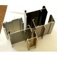 China Sliding Aluminium Window Frame Profiles Lightweight T5 / T6 Smooth Surface wholesale