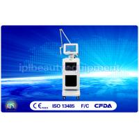 China Pigment Removal Q Switched Nd Yag Laser 1064nm 7.4 Inch Color Touch Screen wholesale