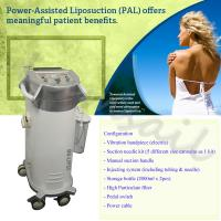 China Professional PAL liposuction machine surgical fat reduce liposuction CE approved power assisted liposuction machine wholesale