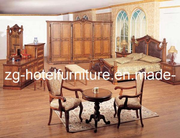 Quality Classical Bedroom Furniture (BE-1017) for sale