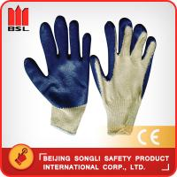 China SLG-1203-A Latex coat working gloves wholesale