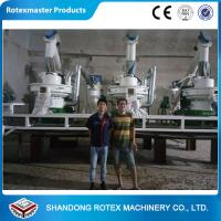 China Industrial CE ISO Wood Pellet Production Line For High Speed Pellet Making wholesale