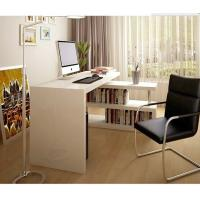 Buy cheap Modern computer desk with MDF E1 Board  CDSB-05 from wholesalers