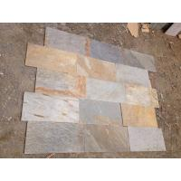 China Oyster Slate/Quartzite Tiles Natural Stone Pavers Patio Stones Paving Stone Wall Tiles on sale