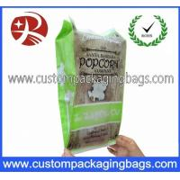 Buy cheap Eco - Friendly Plastic Popcorn Plastic Food Packaging Bags , Recycle Packaging Bags from wholesalers
