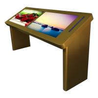 Buy cheap 4GB RAM Monitor Touch Screen Kiosk , Compatable Interactive Multi Touch Table from wholesalers